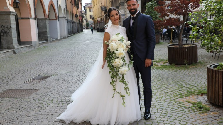 Peonie e bouquet sposa