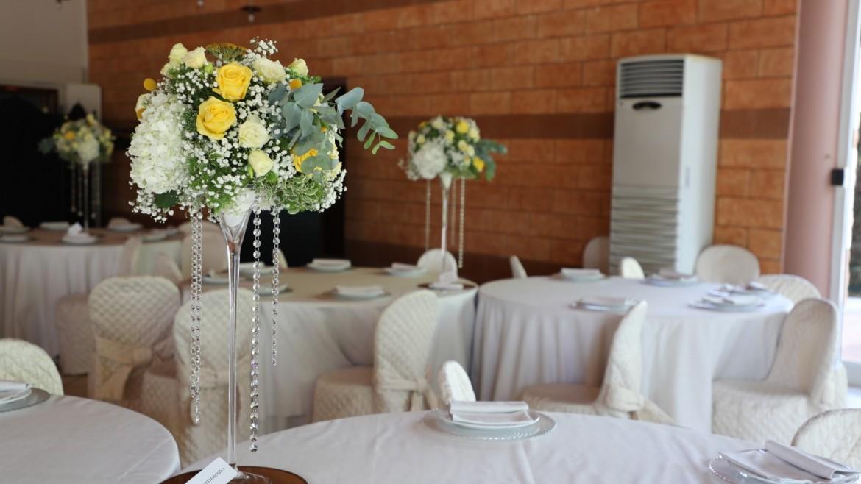 📖 Matrimoni e centrotavola